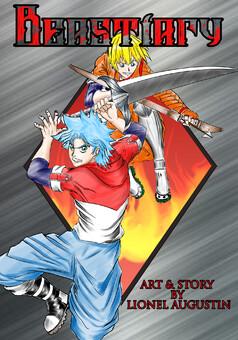 Beastiary : comic cover
