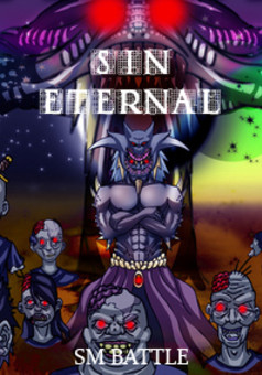 Sin Eternal : manga cover