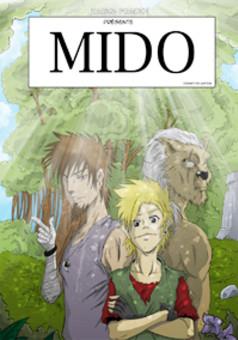 MIDO : manga cover