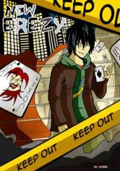 New Erezy : manga cover