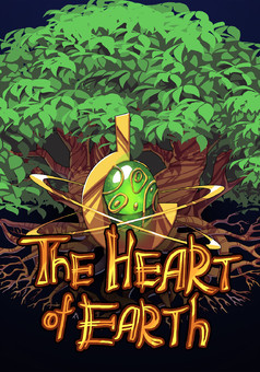 The Heart of Earth : comic portada