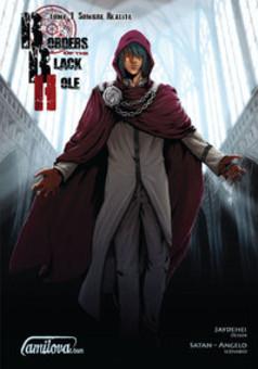 ボーダー・オブ・ブラックホール : manga cover