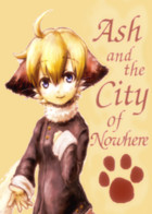Ash and the City of Nowhere: portada