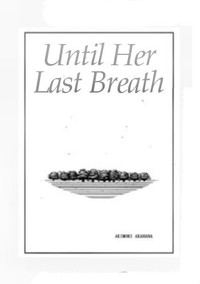 Until her last breath: cover