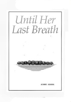 Until her last breath : manga cover