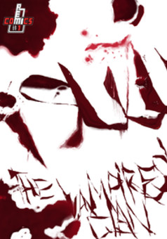 Isuzu. The vampires clan : comic portada
