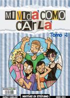 Mi vida Como Carla: cover