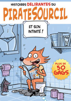 BDs du piratesourcil : comic couverture