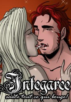 Fanarts Integarce VS les autres : manga couverture