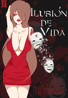 Ilusion de Vida : manga couverture