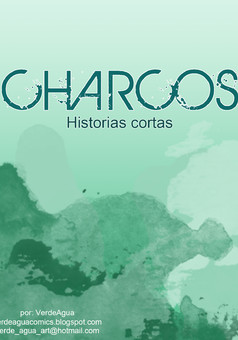 Charcos : comic cover