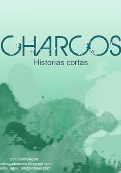 Charcos : comic portada