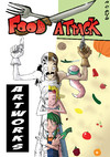 Food Attack: Artworks