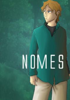 NOMES : manga cover