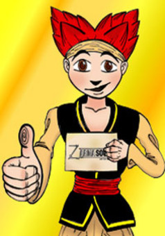 Z.ArmaSoul : manga cover