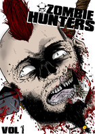 Zombie Hunters: couverture