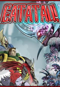 Eatatau! : manga portada