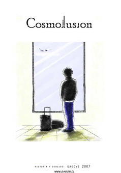 Cosmoilusion : comic cover