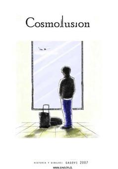 Cosmoilusion : comic portada