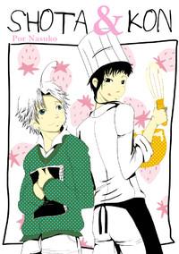 Shota y Kon: portada