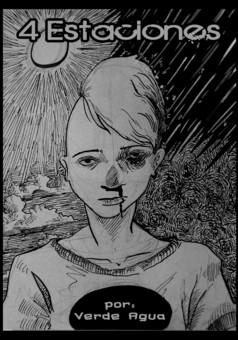 4 estaciones : comic portada