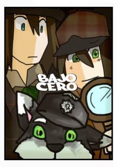 Bajo Cero : comic cover