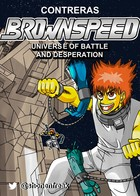 BROWNSPEED: cover