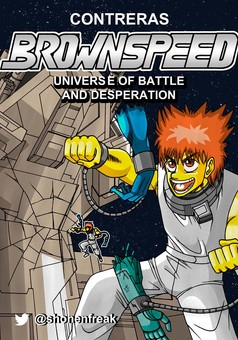 BROWNSPEED : manga cover