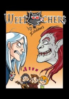 Weetchers : manga cover