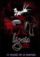 Ligeia the Vampire: cover