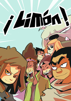 ¡ Limón ! : manga cover
