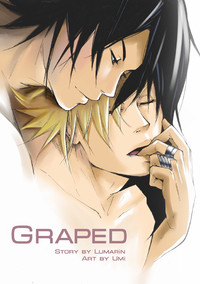 Graped: couverture