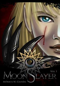 MoonSlayer : manga couverture