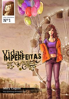 Vidas Imperfeitas : manga cover