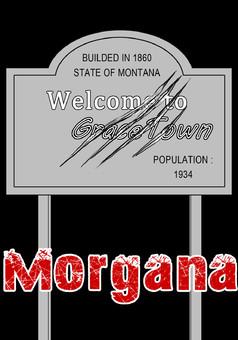 Morgana : manga couverture