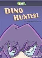 Dino Hunterz: cover