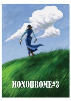 Monohrome #3 : comic couverture
