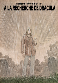 Seeking Dracula: cover