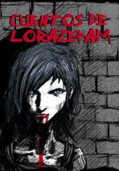 Cuentos de Lorazepam : comic portada