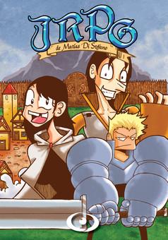 JRPG : comic portada