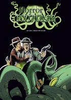 Horror tentacular: portada
