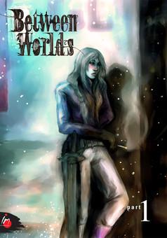 Between Worlds : comic portada