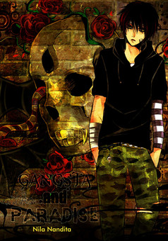 Gangsta and Paradise : manga portada