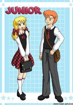 Приключения Внучка : manga cover