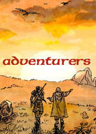 Adventurers: couverture