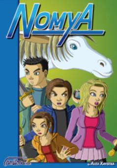 Nomya : manga cover