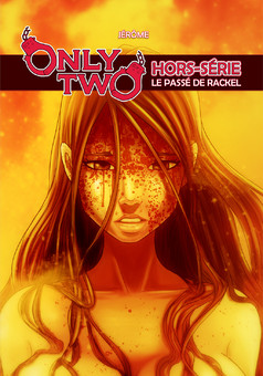 Only Two - Le passé de Rackel : comic couverture