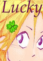 Lucky: cover