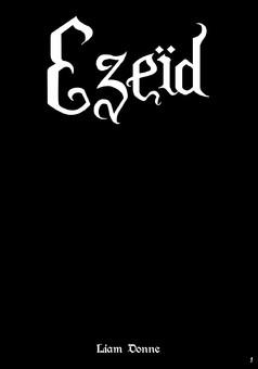 Ezeïd : manga cover