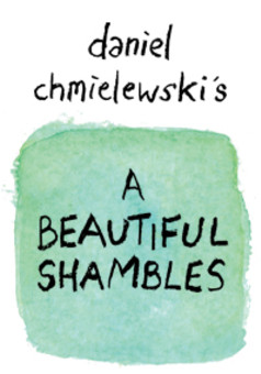 A Beautiful Shambles : comic cover